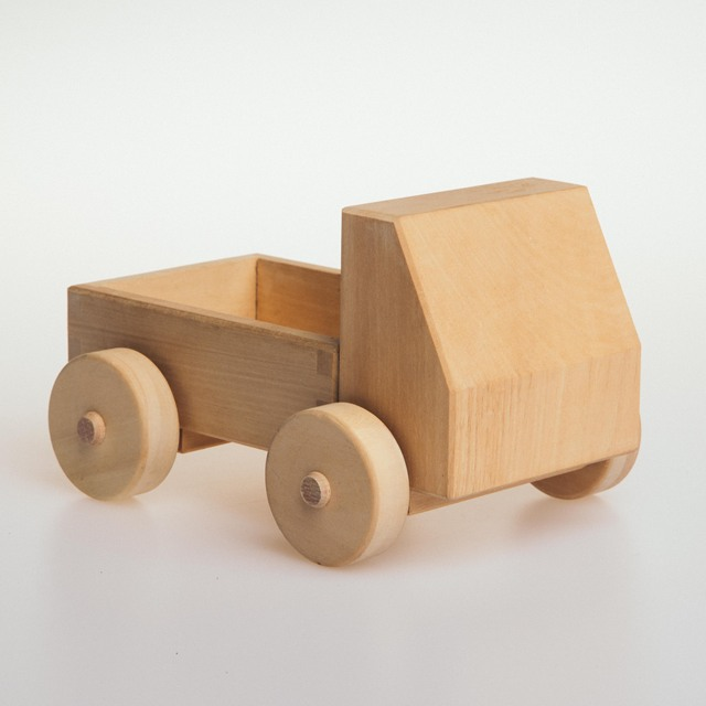 Truck kids hot sale wood toy new arrrive baby car boys and girls wooden track cars