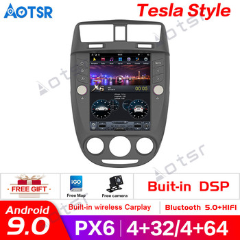 Tesla Screen Tandroid9.0 Tesla style 4GB RAM Car GPS Navigation For Buick Excelle 2008-2015 Car radio tape recorder head unit