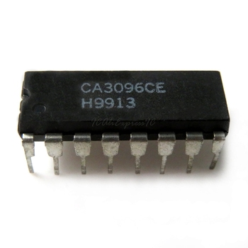 5pcs/lot CA3096CE CA3096 DIP-16 In Stock image