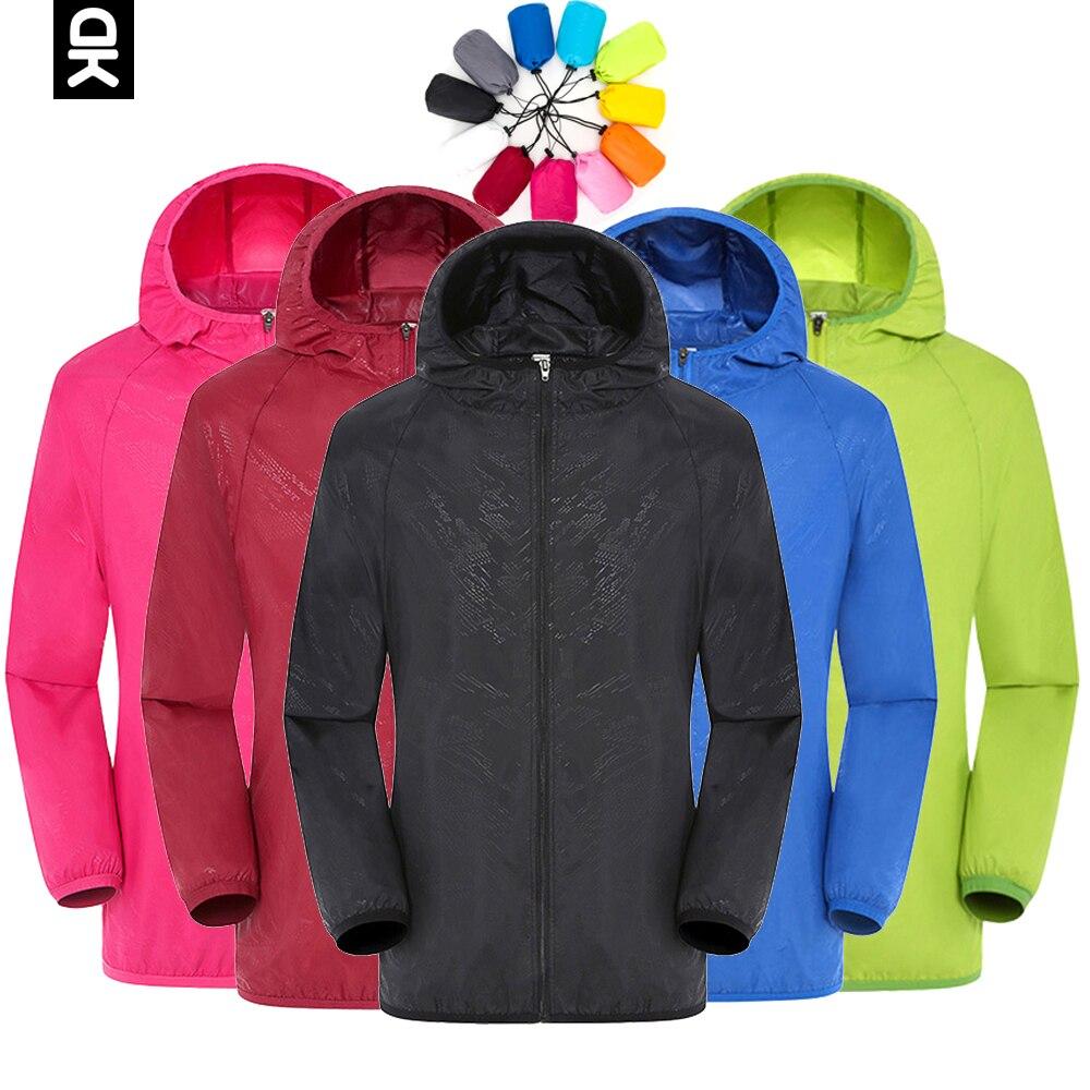 Little Donkey Andy Anti UV Women Skin Jacket Summer Lightweight Windbreaker Outdoor Fishing Camping Quick Dry Jackets Sport Coat