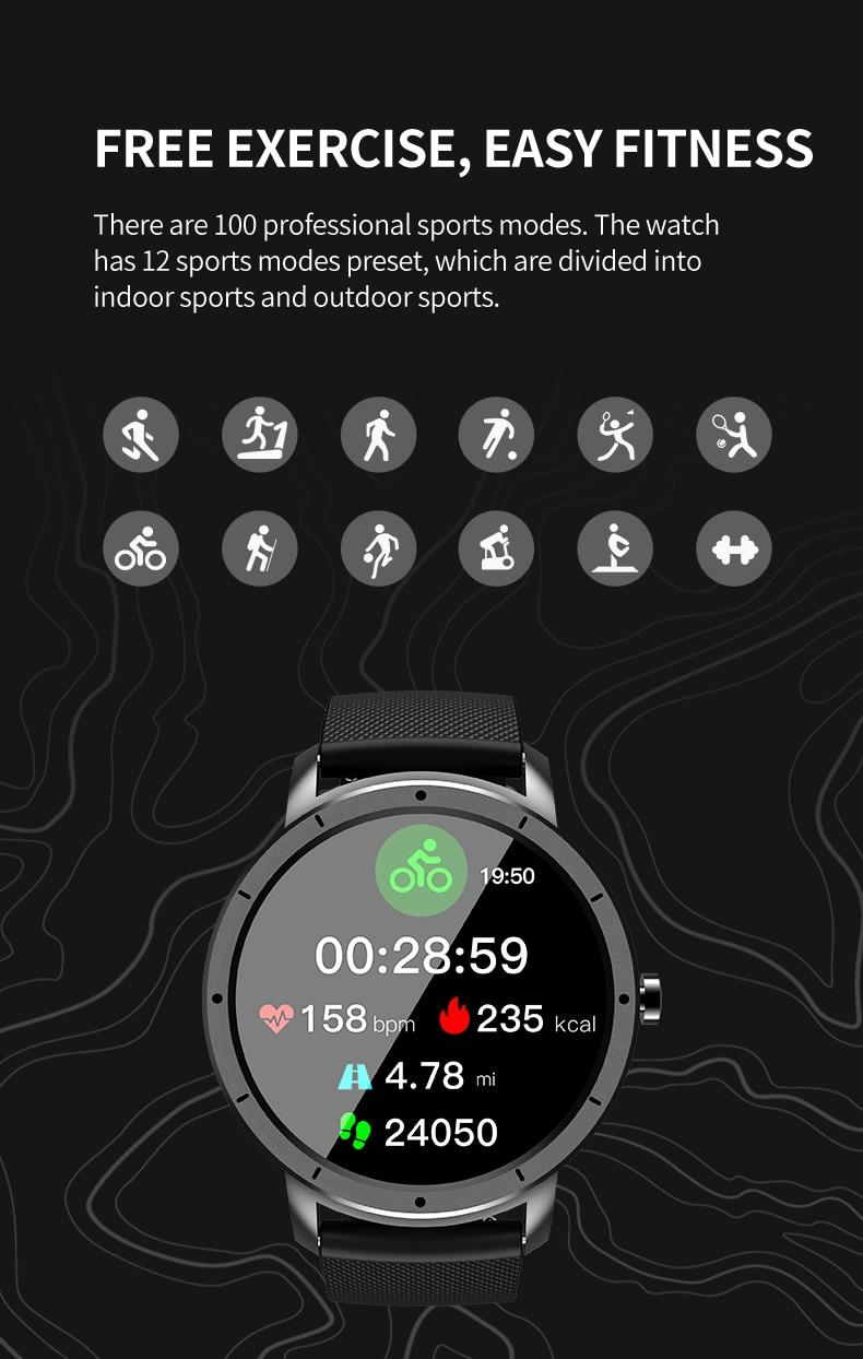 Hw21 Smart Watch