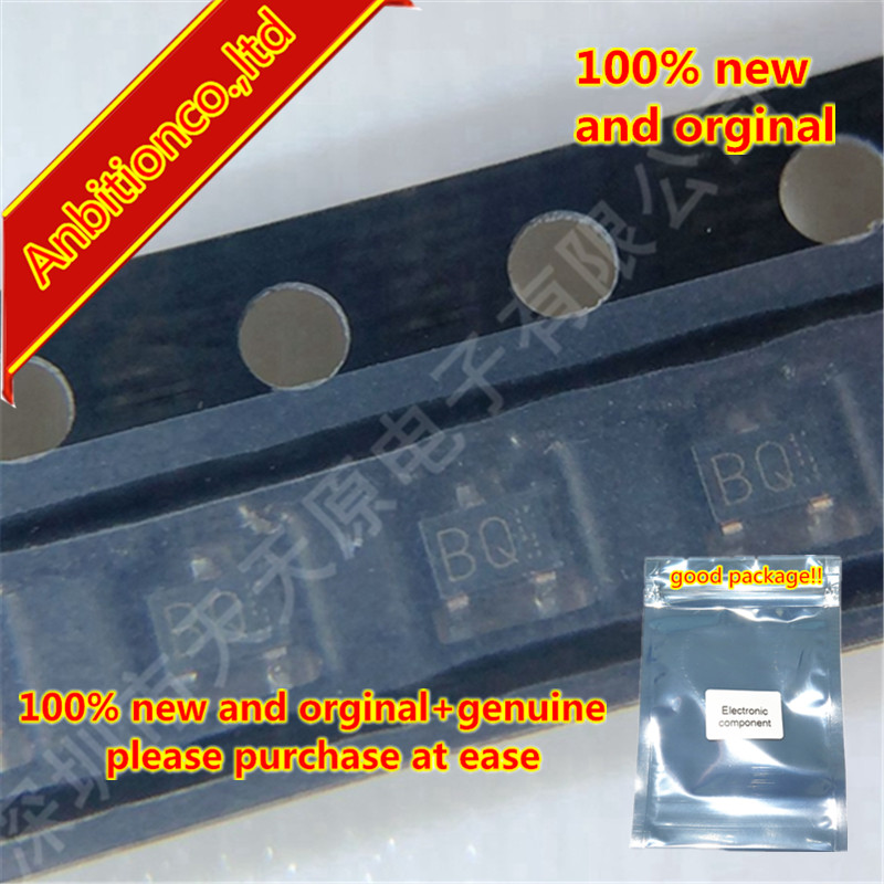 50pcs 100% New And Orginal 2SC4081T106Q Silk-screen BQ SOT23 General Purpose Transistor (50V, 0.15A) In Stock