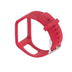 Image 5 - Bracelet pour TomTom 1 multi sport GPS HRM CSS AM Cardio coureur montre Silicone souple Bracelet Bracelet