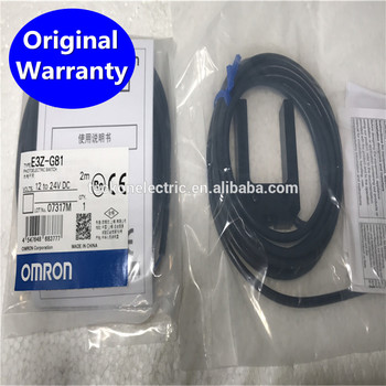 E3Z-G81 2M Omron Photoelectric Sensor in stock photoelectric switch e3z b66 e3z b67 e3z b86 e3z b87