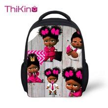 Thikin Preschool School Backpack for Kids Cute Boss Baby Pupils bags Supplies Boys Bookbags Students Daybag