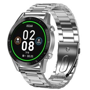 Image 1 - DTNO.1 DT92สมาร์ทนาฬิกาผู้ชายบลูทูธCall IP68กันน้ำHeart Rateความดันโลหิตออกซิเจนกีฬาผู้หญิงSmartwatch PK S10 L13