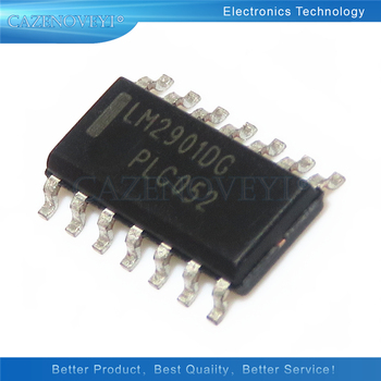 10pcs/lot LM2901M LM2901 LM2901DR SOP-14 In Stock image