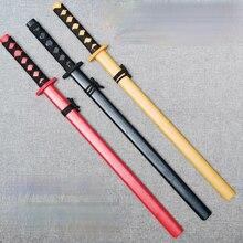 Swords Katana Wooden Kung-Fu Bokken Suburito for Children CATAZER