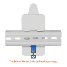 Sonoff DIN Rail support de Rail réglable | Support de Rail monté pour commutateur de télécommande Wifi basique RF Pow TH10 TH16 double interrupteur intelligent(China)