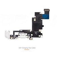 원래 분해 부품 USB 충전기 포트 독 커넥터 충전 플렉스 케이블 For iPhone 7 8 Plus X XR XS 11 Pro Max