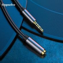 Кабель Aux Jack 3 5, 3,5 мм, штекер для наушников, разветвитель аудиолинии для Samsung, Xiaomi, Redmi, провод для динамика, штекер 3,5 мм