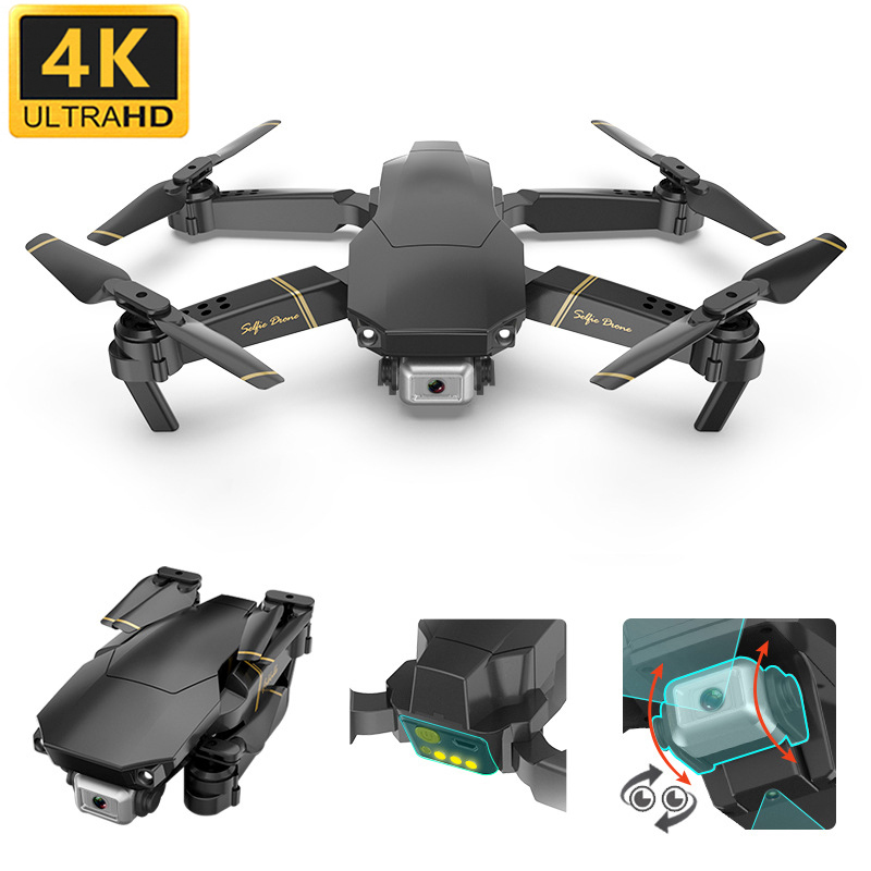 1080P 4K Drone EXA Dron with HD Camera Live Video Drone X Pro RC Helicopter FPV Quadrocopter Drones VS Drone E58 E520 SG106 image