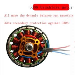 Image 3 - 1 Stuks Borstelloze Outrunner Motor 5010 340KV 280KV Voor Landbouw Drone Rc Vliegtuig Voor Verkoop