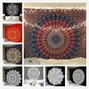 Индии МАНДАЛА ГОБЕЛЕН настенный домашний украшения настенный гобелен из ткани кемпинг Одеяло коврики для йоги коврик