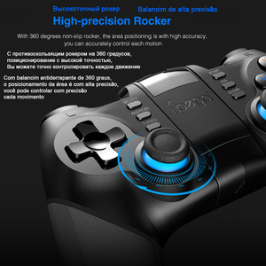 Image 3 - Gamepad Pubg Controller จอยสติ๊กสำหรับโทรศัพท์ Android iPhone PC Smart TV Box บลูทูธ Trigger เกมคอนโซล Pad pabg ควบคุม