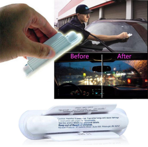 Aquapel Auto Accessorie Automobile Invisible Wiper Glass Smoothing Agent Glass Coating Lotus Leaf Film Flooding Agent