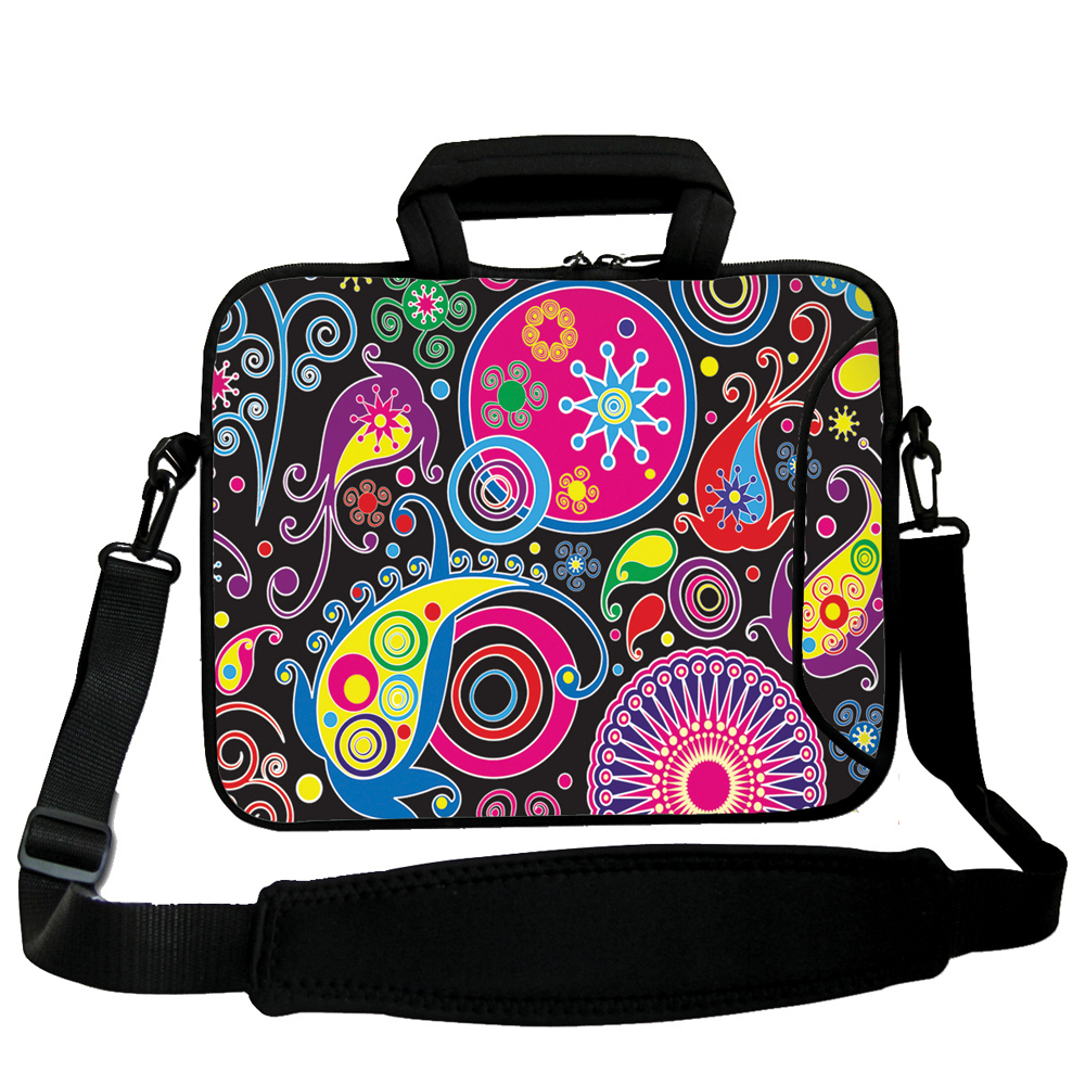 Laptop Case Messenger Handle Shoulder Strap Bag for Laptop 15 15.4 <font><b>15.6</b></font> Notebook Computer Accessories <font><b>Funda</b></font> <font><b>Portatil</b></font> <font><b>15.6</b></font> Bolsas image