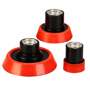 Image 5 - SPTA Detail Polishing Pads Drill Buffing Pads  Backing Pad & Adapters for Car Sanding, Polishing, Waxing, Sealing Glaze