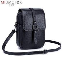 Moda torba na telefon komórkowy małe sprzęgła torba na ramię prawdziwej skóry kobiet mini torebka wysokiej jakości torebka Flap torby piersiowe