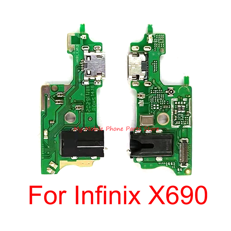 Infinix X690 USB Charger Board USB Charging Dock Board Flex Cable Buy In Pakistan