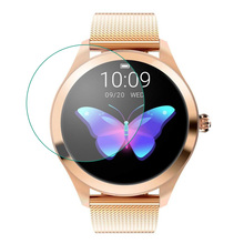3pcs TPU Soft Transparent Protective Film Guard For Hold mi KW10 Smart Watch Women Smartwatch Screen Protector Cover Protection