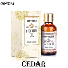 Знаменитый бренд oroaroma, бесплатная доставка, натуральная ароматерапия, ламбрекен, защита волос, кедр, эфирное масло