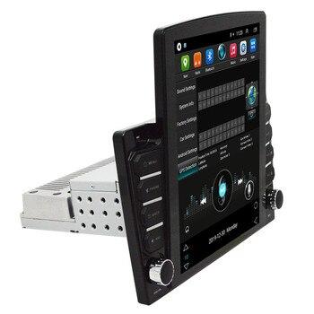 1DIN 9  монтажная панель 9,7 HD сенсорный экран 1 Гб 16 Гб стерео радио GPS Nav Android 8,1