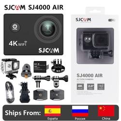 4K Action Camera SJCAM SJ4000 AIR Full HD Allwinner 4K 30FPS WIFI 2.0