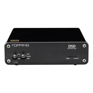 Image 5 - トッピング D30 オーディオデコーダ usb 同軸光ファイバビット/192 khz の s/pdif usb dac サポート DSD64 と DSD128
