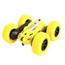 цена на Rc Car High Speed 3D Flip Remote Control Car Drift Buggy Crawler Battery Operated Stunt Machine Radio Controlled Cars