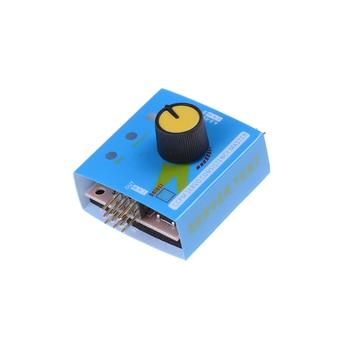 Мульти тестер сервоприводов 3CH ECS консистенция регулятор скорости мощность канала CCPM метр мастер проверки RC Дрон Вертолет Части RC Хобби