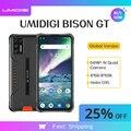 UMIDIGI Зубр GT 8 ГБ + 128 ГБ глобальная версия смартфона Водонепроницаемый IP68/IP69K прочный телефон 6,67