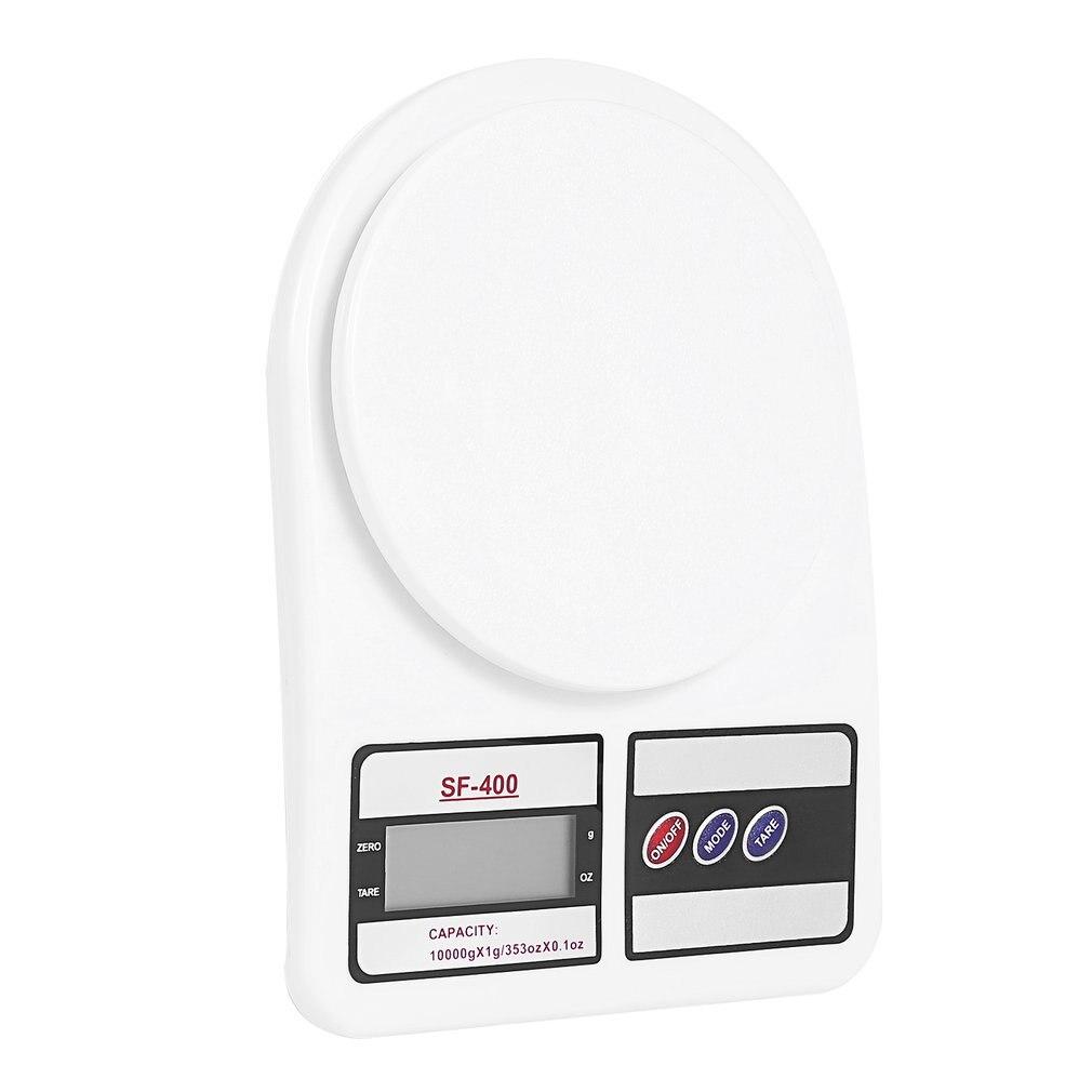 Высокоточные домашние кухонные весы 5/7/10 кг x 1 г, ЖК-дисплей, цифровые электронные весы, бытовые весы, новейшие весы-4