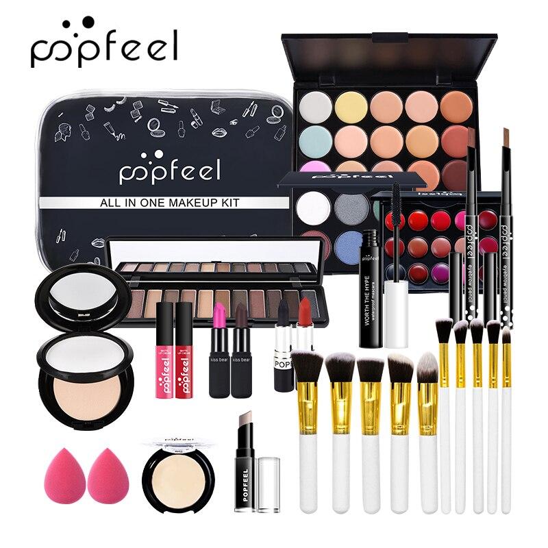 POPFEEL ALL IN ONE Full Starter Makeup Kit