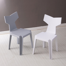 Nordic Ins Plastic Chair Dining Chairs Dining Rooms Office Meeting Computer Chair Family Bedroom Learning Lounge Dining Chair