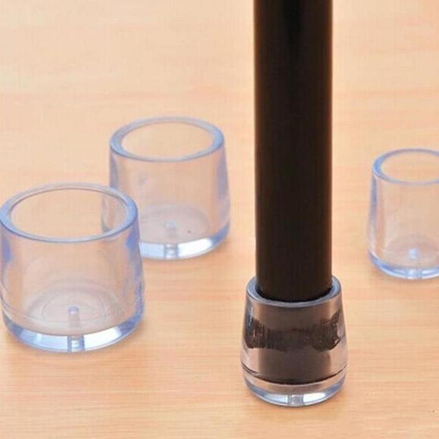 4 шт колпачки для ножек стола стула фотография