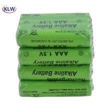 Hohe energie effizienz und geringe selbstentladung 1,5 V LR03 AAA Wiederaufladbare alkaline batterie für spielzeug kamera shavermice