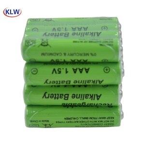 Image 1 - Yüksek enerji verimliliği ve düşük kendi kendine deşarj 1.5V LR03 AAA şarj edilebilir alkalin pil oyuncak kamera için shavermice