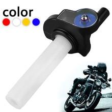 1PC Motorcycle Dirt Bike Quick Twist Gas Throttle Handle Grip High Quality 7/8 22mm Handlebar Grips For Honda цена