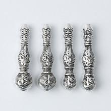 10pcs 8 10mm Glamour Pop Turkey Muslim Saudi Arabia Islamic DIY Handmade Rosary Link Necklace Bracelet Jewelry Accessories