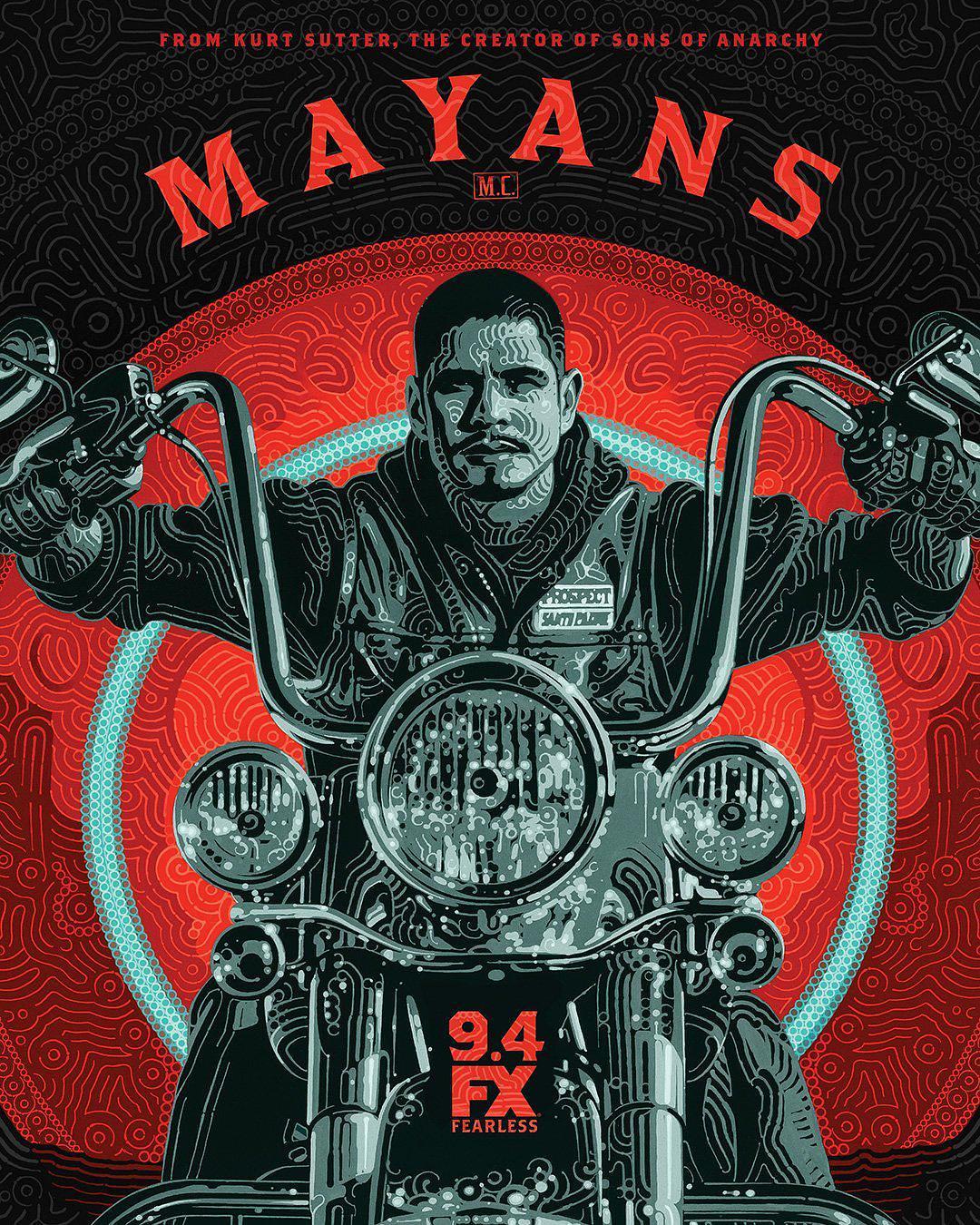 瑪雅幫 第二季 Mayans M.C. Season 2