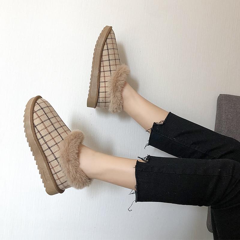 Bootee Woman 2019 Shoes Women Boots Winter Luxury Designer Booties Ladies Lace Up Low Heels booties Australia Round Toe Mid 25