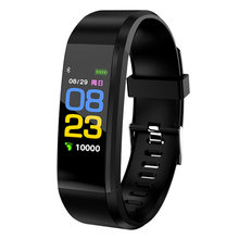 Original IT120 Smart Bracelet Color Screen Sports Smart Band Heart Rate Monitor Fitness Tracker for IOS Android VS ID115 PLUS Y5(China)