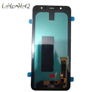 Image 4 - Wyświetlacz A6 Plus do Samsung Galaxy A6 Plus 2018 A6 + A605fd A605 wyświetlacz LCD z montaż digitizera ekranu dotykowego