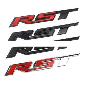 Image 1 - Primera cartas emblema para Chevrolet Silverado estilo de coche insignia para la plataforma trasera Pickup adhesivo para maletero 1500, 2500, 3500, 4500, 5500, 2019 2021