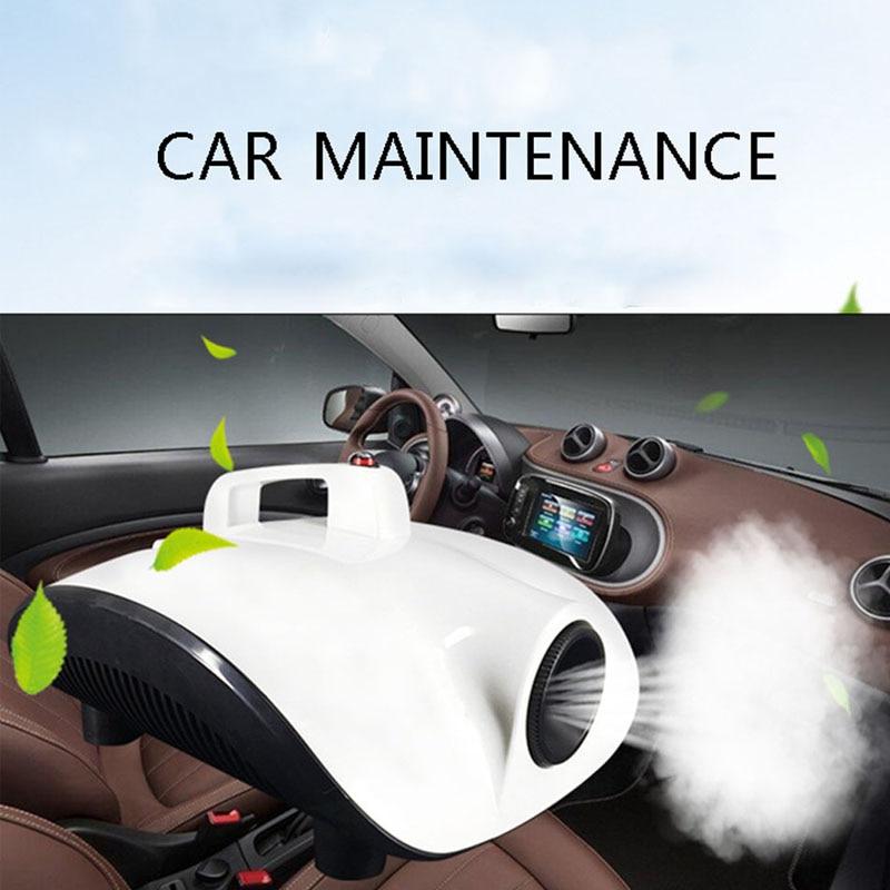 220V Car Atomization Disinfectant Machine Atomizing Bacteria Indoor Car Deodorant Sterilizes To The Formaldehyde Fog Machine