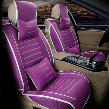Universal Breathable Car Seat Covers for Lexus ES IS-C IS LS RX580 NX GS CTH GX LX RC RC-F Car Accessories Stickers Car Styling