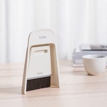 Dustpans-Set Broom Cleaning-Tools Desktop-Sweeper Table Small Household Mini