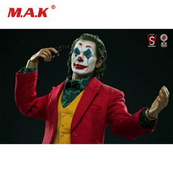 SWTOYS VINYL STUDIO-V003 1/6 FS027 Joker Joaquin Phoenix Action-figur auf lager artikel
