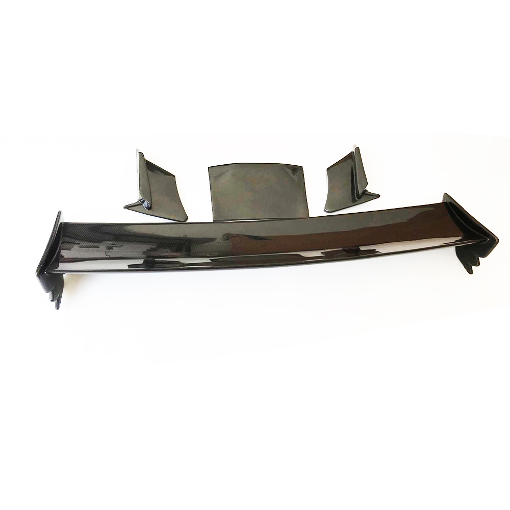 <font><b>R35</b></font> Carbon Fiber <font><b>Rear</b></font> GT Wing <font><b>Spoiler</b></font> with Led for Nissan <font><b>GTR</b></font> <font><b>R35</b></font> Only image